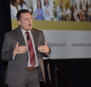 Joe Mull, Keynote Speaker