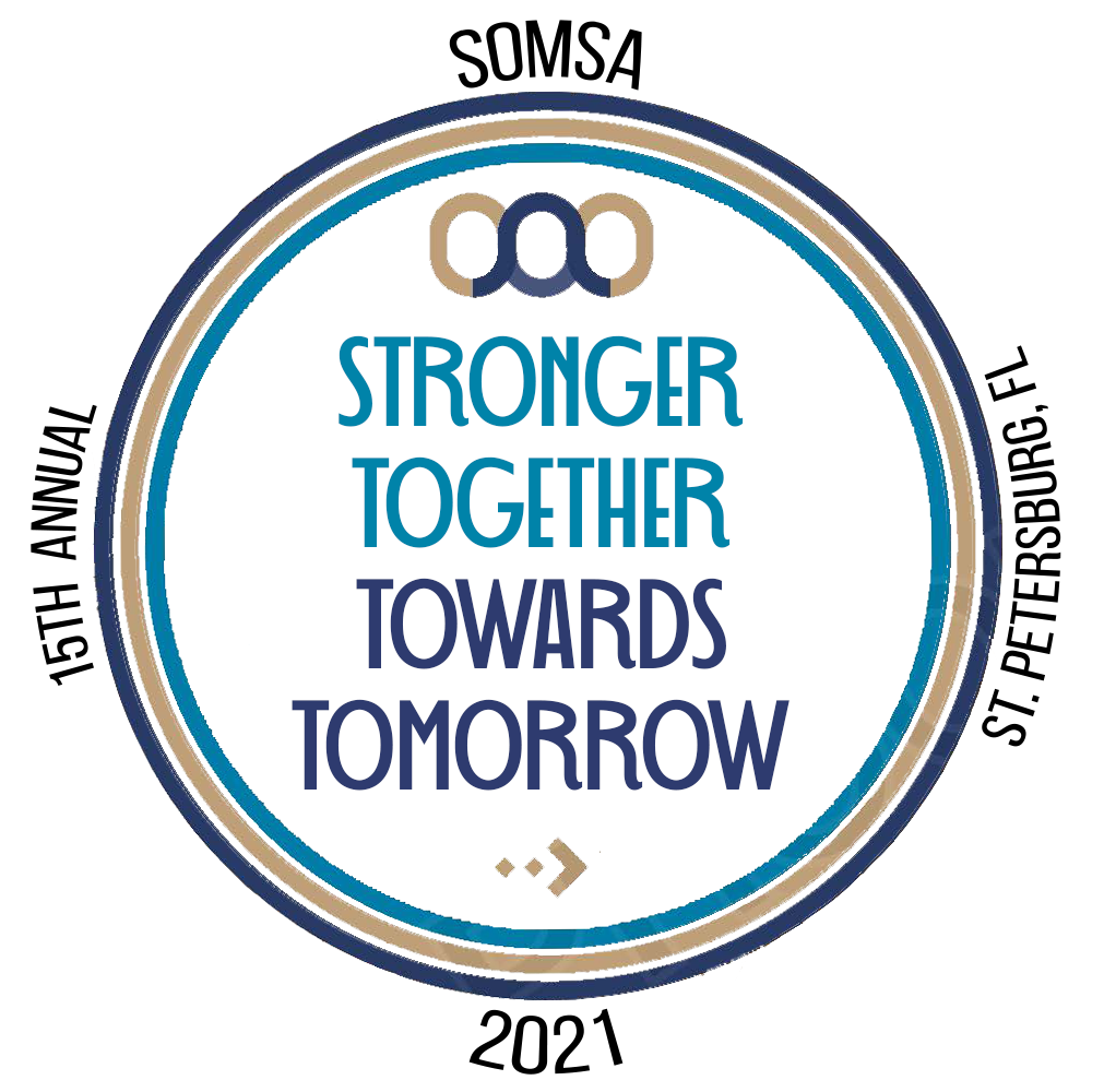 STRONGER TOGETHER TOWARDS TOMORROW, 15th Annual Conference Logo